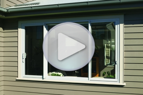 How to Install an Aluminium Sliding Window into Clad/Lightweight Construction