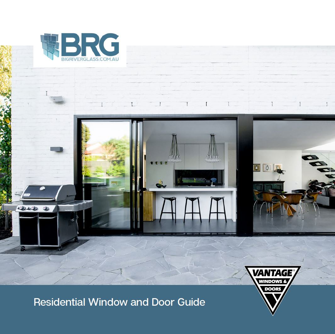 BRG Residential Window & Door Guide